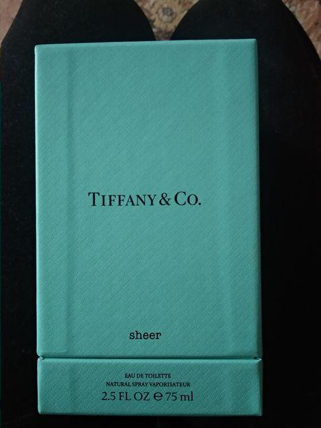 Туалетная вода Tiffany&Co Sheer