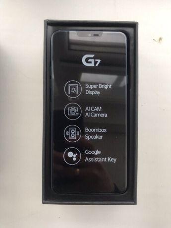 •Новий LG G7 ThinQ Black, Platinum Gray,Blue,Red Оригінал ГАРАНТІЯ•