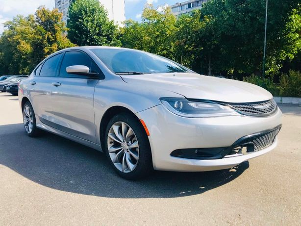 Chrysler 200S 2.4 AT 2015 187 л.с. - в Киеве, на номерах