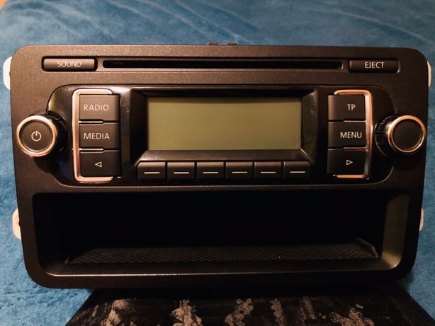 Radio vw volkswagen golf rcd210 panasonic