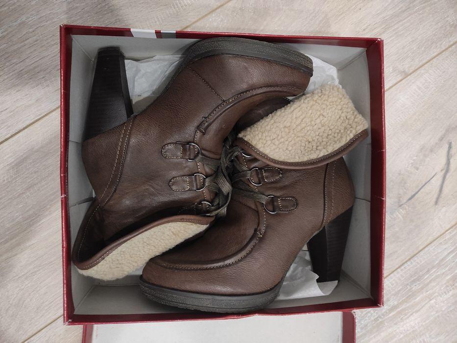 Жіночі черевики Marco Tozzi. Розмір 39 Киев - изображение 1