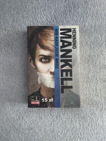Henning Mankell x2 *Nim nadejdzie mróz*, *Morderca bez twarzy+ darmowa