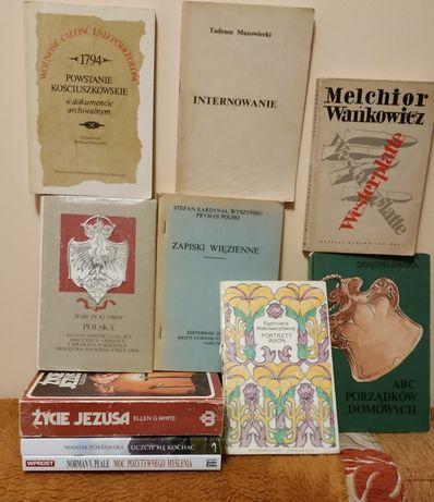 STARE i różne książki Zobacz moje oferty WARTO!