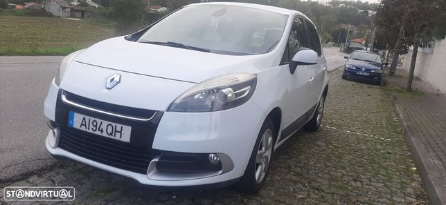 Renault Scénic 1.5 dCi Sport SS