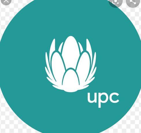 Cesja  UPC plus 3miesiace opłat gratis! 500mb/s 34 kanały tv