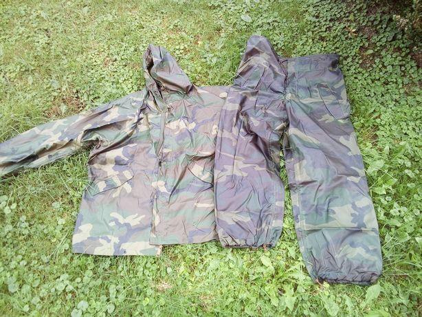 Odzież przeciwdeszczowa us army
