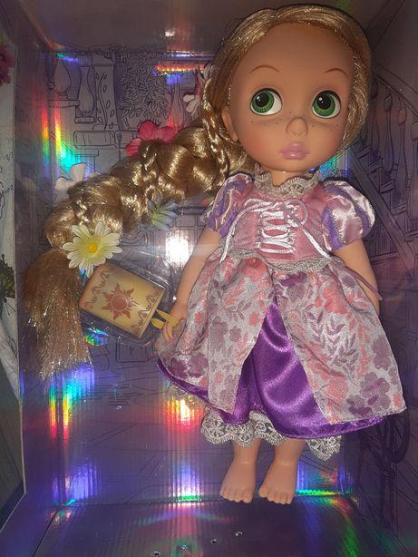 Коллекционная кукла Рапунцель Спец выпуск Дисней лимитка
