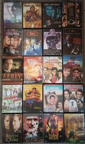 Lote 160 DVD's originais (LOTE 32)