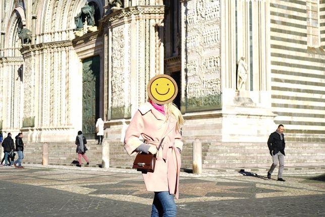 Пальто Италия кашемировое с натуральным мехом