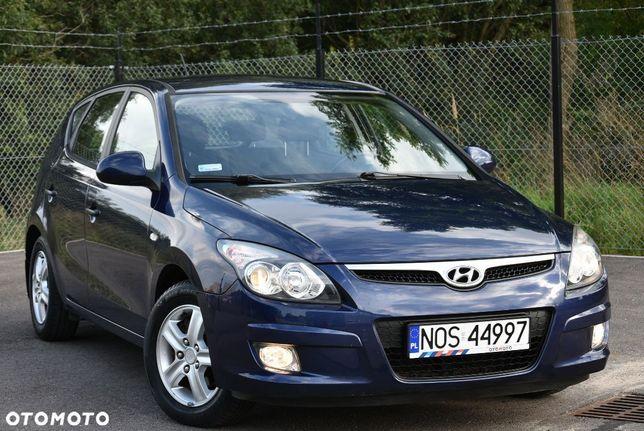 Hyundai I30 1.4 Benzyna Klimatyzacja 2 komplety opon Bardzo zadbany