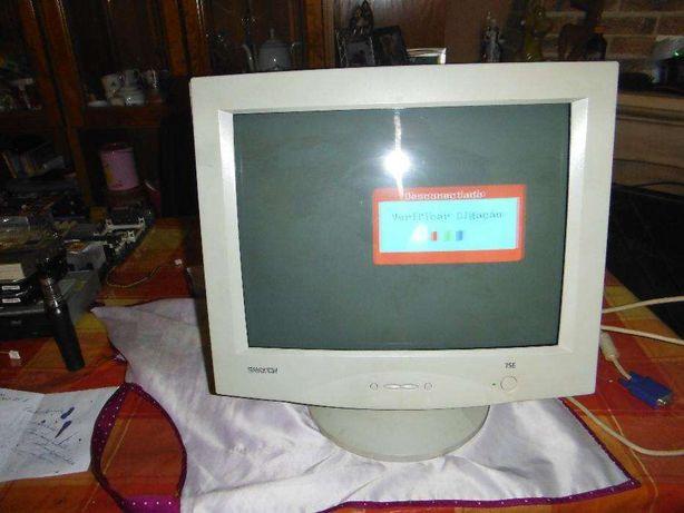 monitor santon 75E