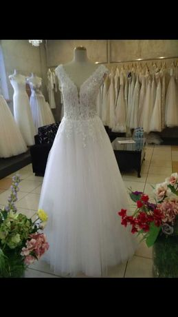 Suknia ślubna, nowa piękna!!!