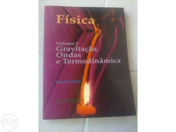 Física -Tipler-vol.2 e Termodinâmica Schaum