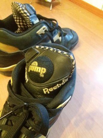 Buty skórzane Reebok 40.5