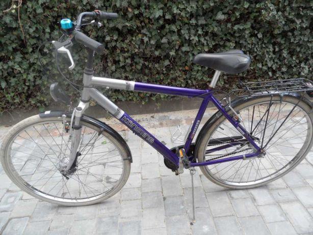 Rower Męski Kunsting Rama Aluminiowa Koła 28 cali