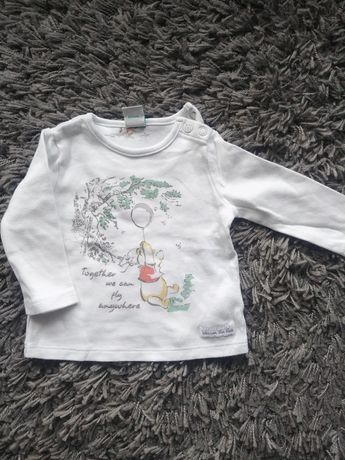 Ubranka dla niemowlaka / bluzka koszulka 62 F&F