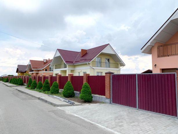 Большая Александровка дом 170кв.м. в закрытом городке.