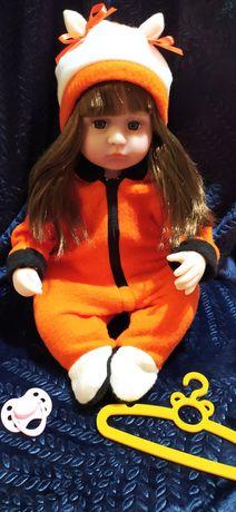 Лимитированная коллекция Кукла Reborn Animal (куколка, пупс)