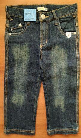 Джинсы\брюки\штаны на мальчика ~2,5 года джинси на хлопчика