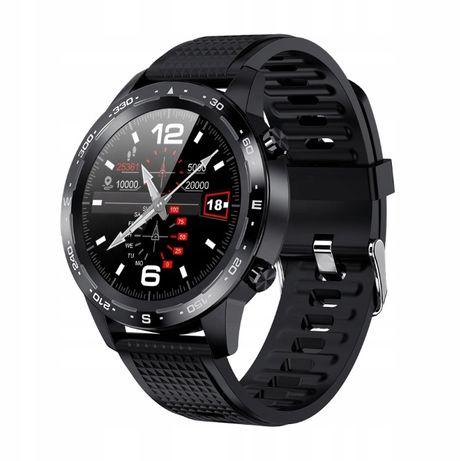 Smartwatch/smarband EKG O2 Telefon ciśnieniomierz menu w języku