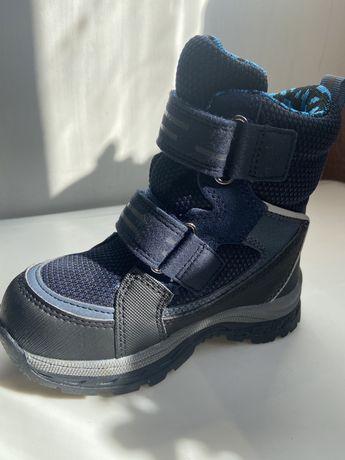 Ботинки зимние для мальчиков 19230-352-2 Ridlcat