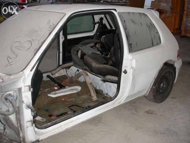 Peugeot 106 Gti, rallye mk2