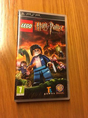 Jogo PSP LEGO Harry Potter