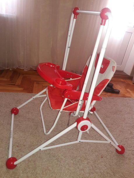 качеля детская для дома кресло детское
