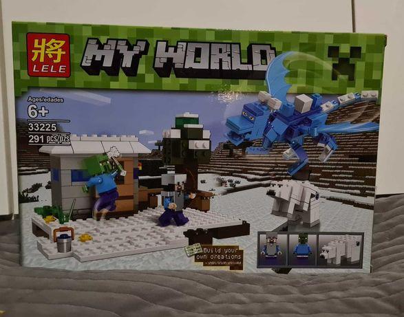 Minecraft MY WORLD