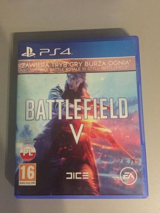 Battlefield 5 na konsolę PS4 Kolonowskie - image 1