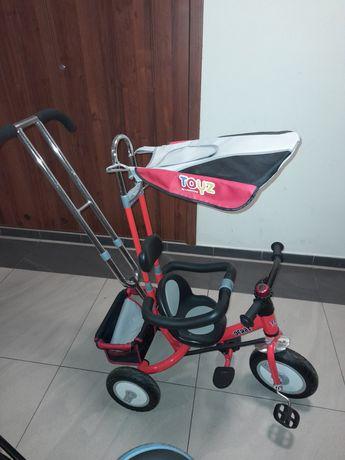 Solidny rower trójkołowy
