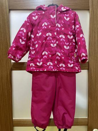Детский зимний комбинезон Reima 92 размера