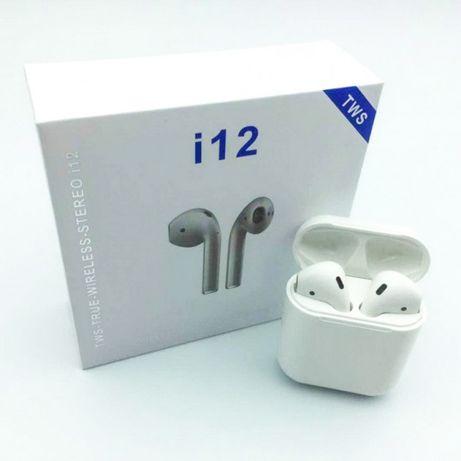 Безпровідні навушники i12 tws
