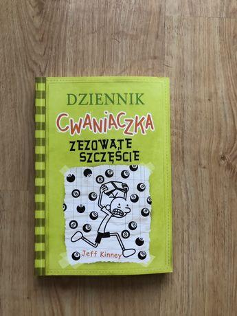 Dziennik Cwaniaczka książka Nowa