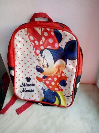 Plecak do przedszkola Minnie