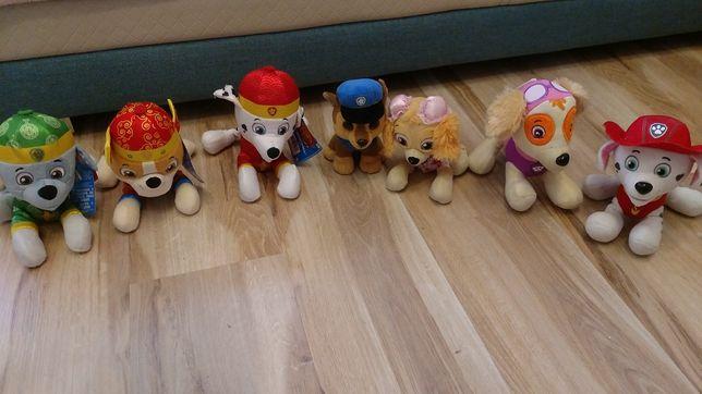 Zabawki maskotki nowe i używane psi patrol