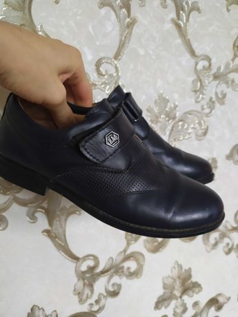 Туфли кожаные 37 р