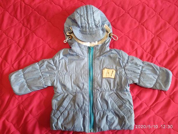 Курточка демисезонная весенне-осенняя