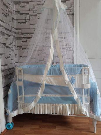 Детская кроватка Люлька, колыбель