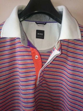 Оттенки 2021- поло рубашка Hugo Boss, Harmont&Blaine. Оригинал. 48 р