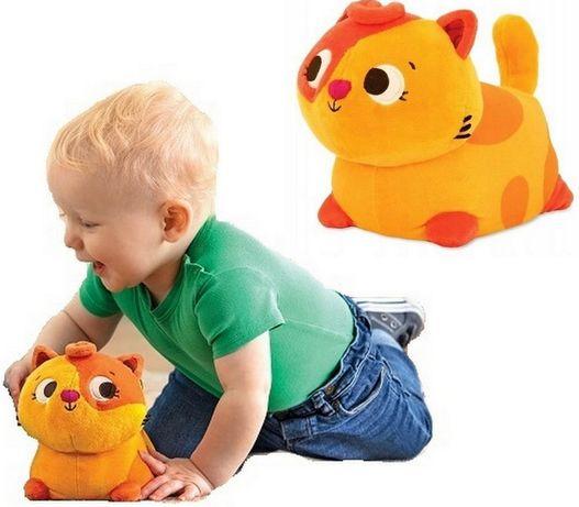 B.Toys Wędrujący Kotek do nauki raczkowania 6m+