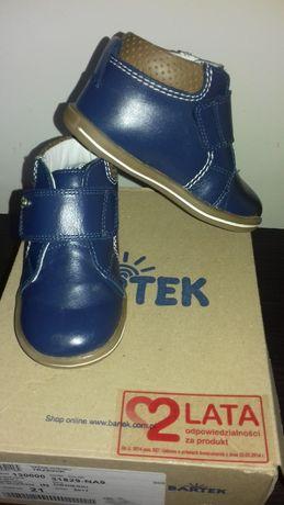 Trzewiki na jesień Bartek T-31829/NA9, r.21 dla chłopca, niebieski