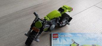 Lego Creator 3w1 Motocykle 31018