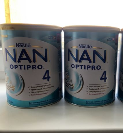 Смесь куплена ххххххх Nan optipro 800 гр цена за 2 шт.