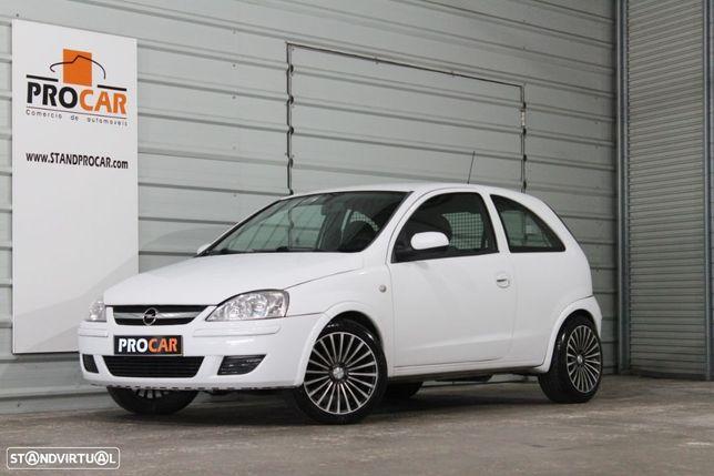 Opel Corsa Van 1.7 CDTi