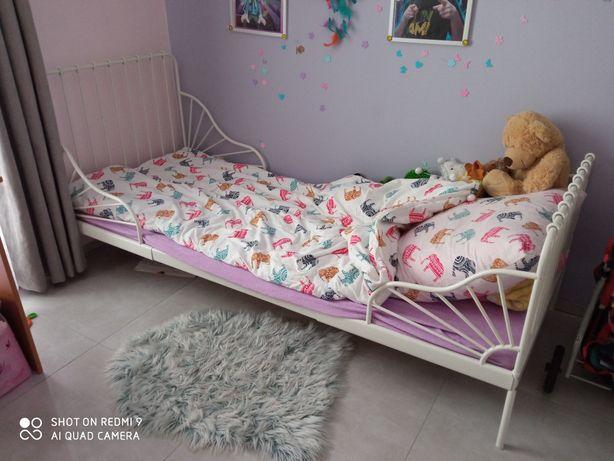 Łóżko rośnie wraz z dzieckiem ikea kompletny zestaw