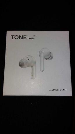 Słuchawki LG HBS-FN4 Biały