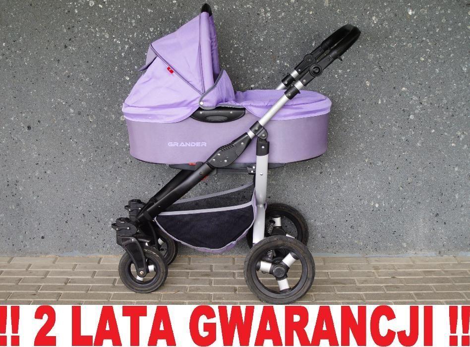 Wózek TUTEK GRANDER 2w1 - super lekki !! TANIO !! Wysyłka w 24h !! Elbląg - image 1