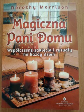 Książka - Magiczna Pani domu. Dorothy Morrison