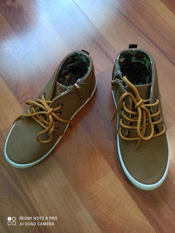 Buty butki chłopięce 27